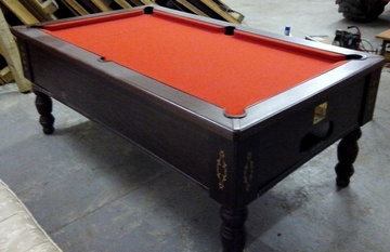 7ft pool table recover selby