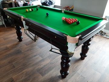 6ft Refurbished Snooker Table