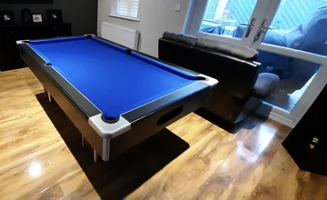 7ft Refurbished Pool Table Liverpool