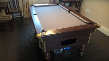 6ft Pool Table Recovering Appleby-in-Westmorland