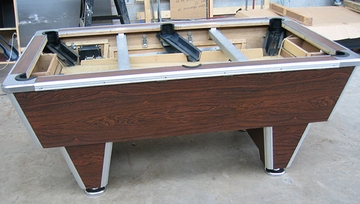 Yorkshire Pool Table Services Repairs And Recovers Refurbished - Pool table resurfacing