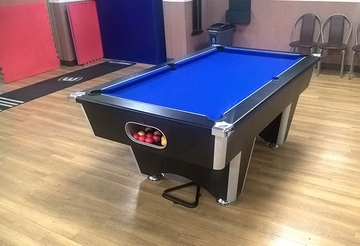 6ft pool table recover teeside