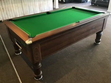 7ft Pool Table Recover in Flookburgh