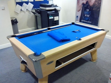 6ft pool table recovered leeds