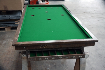 Bar Billiards Table Recover