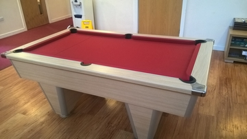 6ft pool table recover Dewsbury