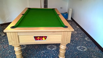 6ft pool table recover lancaster