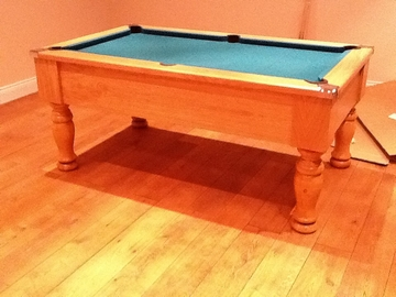 Eclipse Pool Table - Garstang