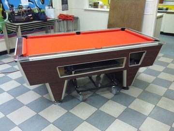 7ft pool table recovered barnoldswick