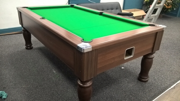 7ft Pool Table Recover in Preston