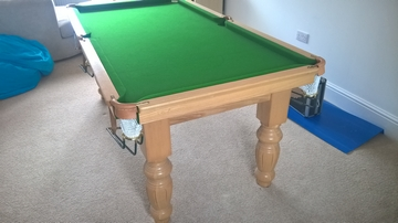 6ft Reconditioned Snooker Table Natland in Kendal