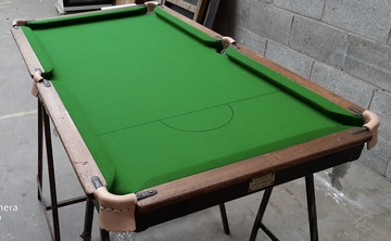 4ft Snooker Table Recover Oxenhope