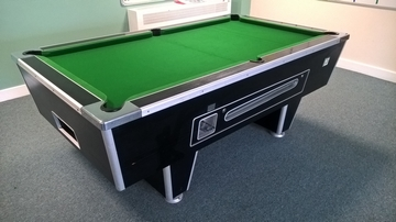 7ft Pool Table Recover Yorkshire