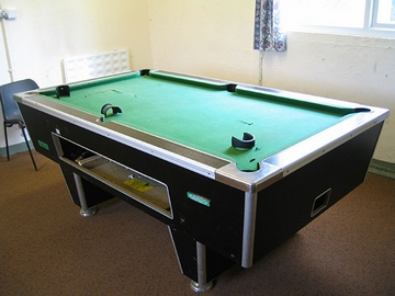 Caton Pool Table Recover