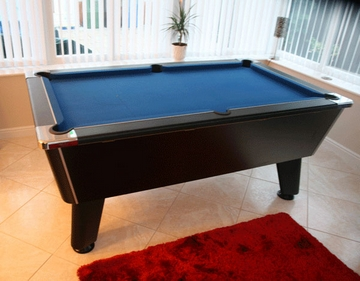 6ft winner pool table