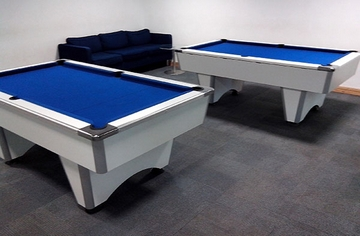 7ft pool tables recover in Leeds