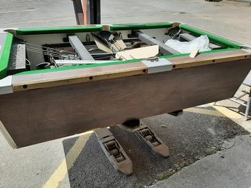 6ft Used Pool Table