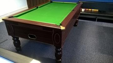7ft Refurbished pool Table