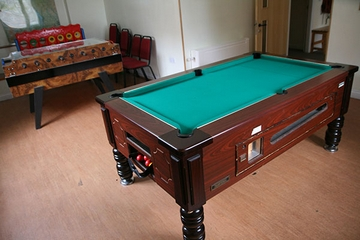 6ft pool table revover cumbria