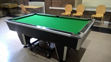 7ft Pool Table Recover Clitheroe