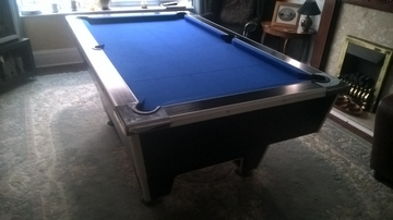 6ft Pool Table recover in Southport