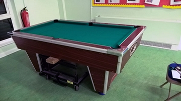 6ft pool table recover leeds