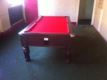 7ft pool table recovered middlesborough