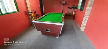 6ft Refurbished pool table delivered to Ripon