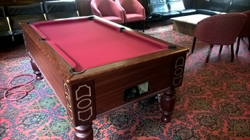 6ft Ascot Pool Table Recover in Esdale