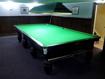 12ft snooker table recovered langdale