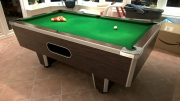 6ft Pool Table Recover