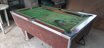 6ft Pool Table Refurbish