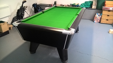 7ft Pool Table Recovered in Carlisle