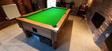 7ft Pool table recovering in Chester