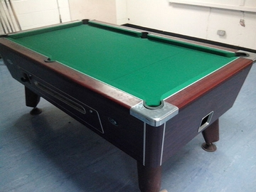 pool table recover in wigan