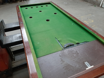 Reconditioned Bar Billiards Table