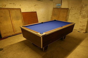 7ft pool table recover cleckheaton
