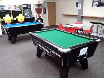 pool tables recovered in bradford