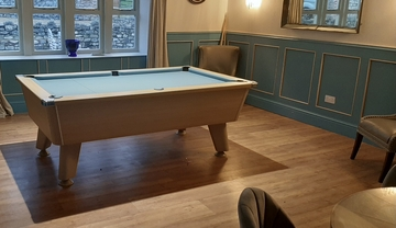 7ft Pool table recover in Gisburn Lancashire