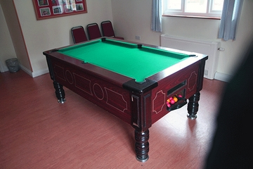 Pool Table Recover in Cumbria