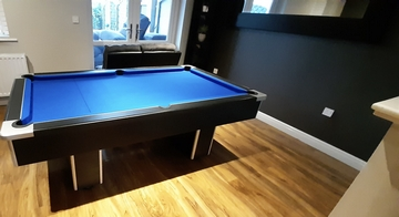 7ft Slimline Pool Table, Liverpool