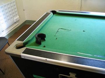 Caton Pool Table