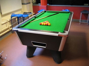 pool table recover in bacup