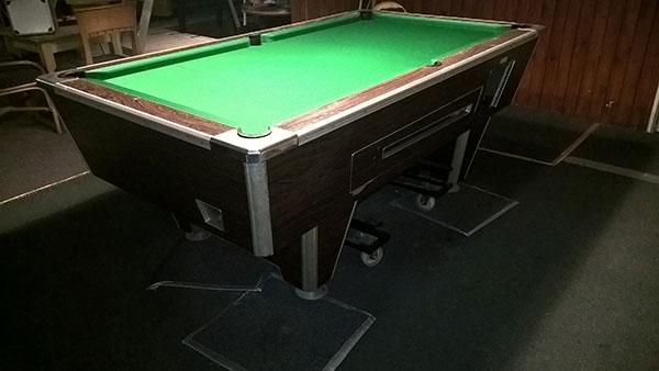 7ft Club Pool Table
