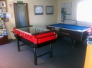 Reconditioned Football Table