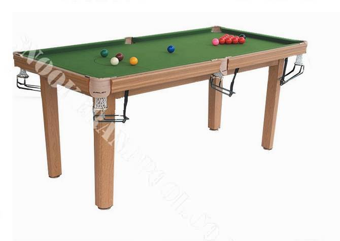 Snooker Table Ft Riley Composition Bed Snookerandpoolcouk - Adjustable pool table