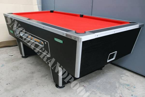superleague pool table reconditioned snookerandpool co uk rh snookerandpool co uk coin pool table for sale coin pool table for sale in gauteng