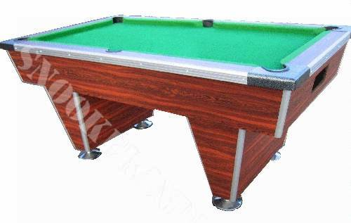 The Slimline Is A Heavy Duty Pool Table Made From Laminated Mdf And Has  Been Reinforced To Out Last Most Ordinary Pool Table For Youth Club Or  School Will ...