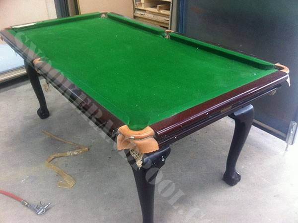 Second Hand Snooker And Pool Tables Fully Refurbished For Sale