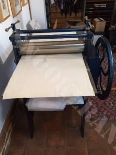 Used Etching Press and Printmaking equipment |snookerandpool